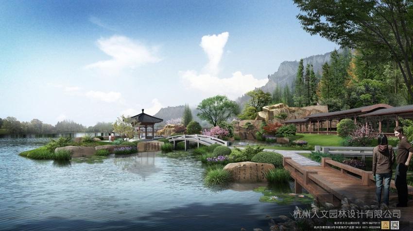 韩城市澽河生态治理项目设计