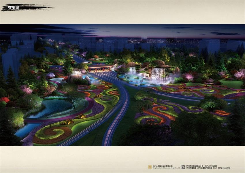 西禹高速韩城出入口景观提升工程设计