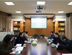 走进企业 助力发展——杭州市工商联调研组莅临市苗木商会调研